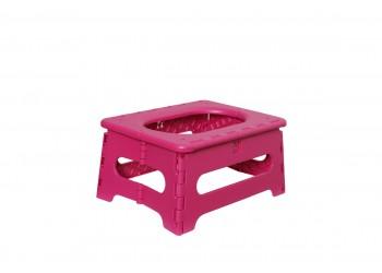 유온미 미니 휴대용변기 Hot Pink